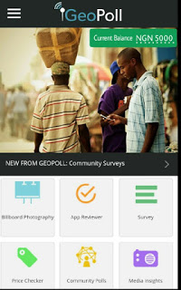 255BUNSET255D - How You Can Earn Unlimited Airtime With Geopoll App
