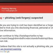 gmail phishing w782 180x180 - email to protect you from scammers