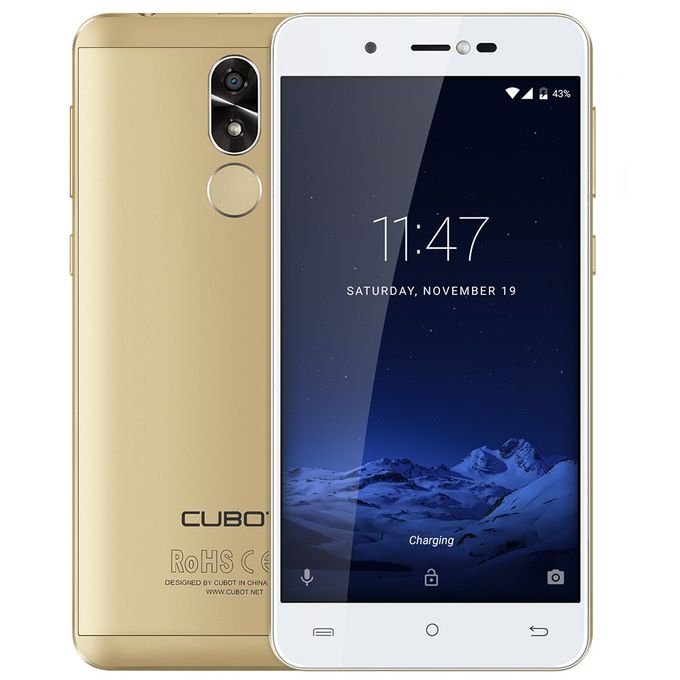1 - Cubot R9 Price and Specification in Nigeria.