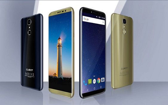 cubot x18 featured - Cubot X18 Specification and Price.