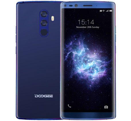 doogee mix 2 - Doogee Mix 2 Price and Specification in Nigeria.