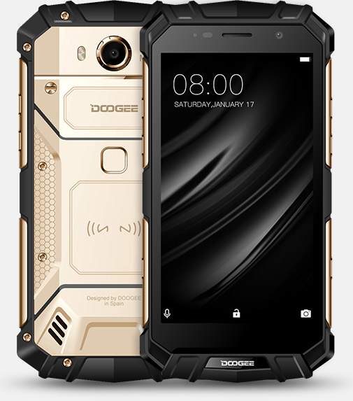 s1 03 - Doogee S60 Specification and Price.