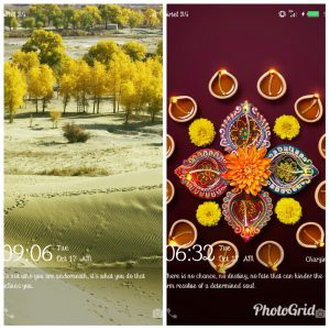 Infinix Hot 4 settings