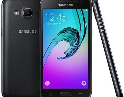 samsung galaxy j2 2017 482x380 - Samsung Galaxy J2 (2017) Price in Nigeria and Specification.