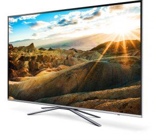 Samsung KU6400 4K UHD TV