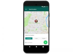 whatsapp live location sharing start 1508263949158 300x225 - How to use the WhatsApp new live location feature.