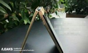 gsmarena 003 300x182 - Leak See the latest Samsung smart flip-phone W2018