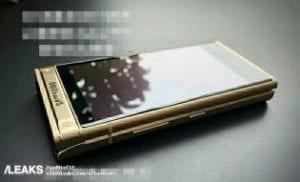 gsmarena 004 300x182 - Leak See the latest Samsung smart flip-phone W2018