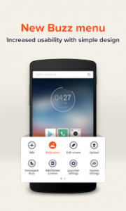 unnamedBuzz Launcher 180x300 - 15 Best Launcher for Android Phones.