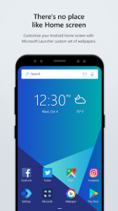 unnamedMicrosoft Launcher 168x300 - 15 Best Launcher for Android Phones.