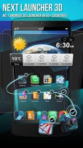 unnamedNext Launcher 3D Shell 169x300 - 15 Best Launcher for Android Phones.