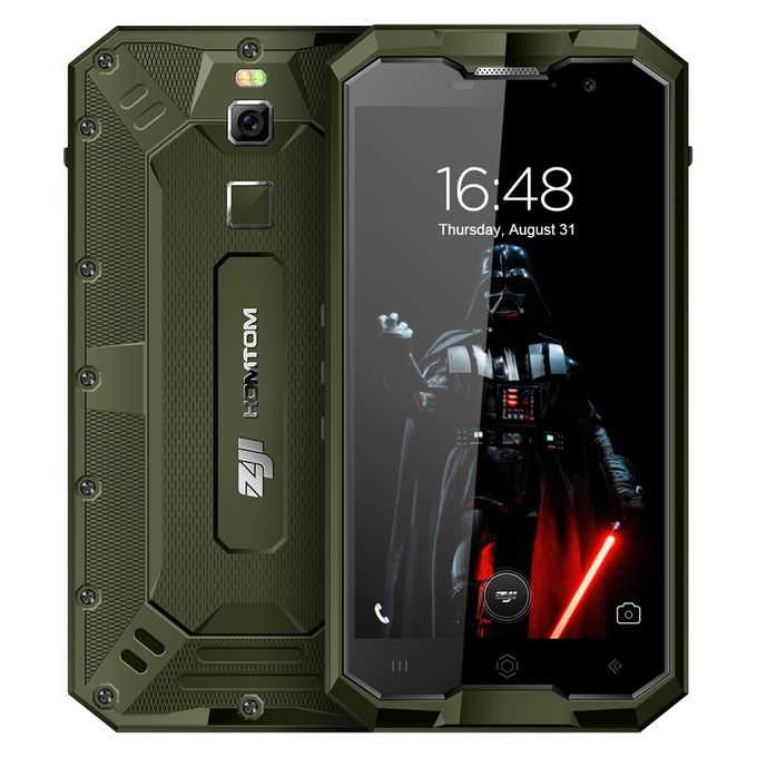 4 - Homtom Zoji Z8 Price, Specs and Features.