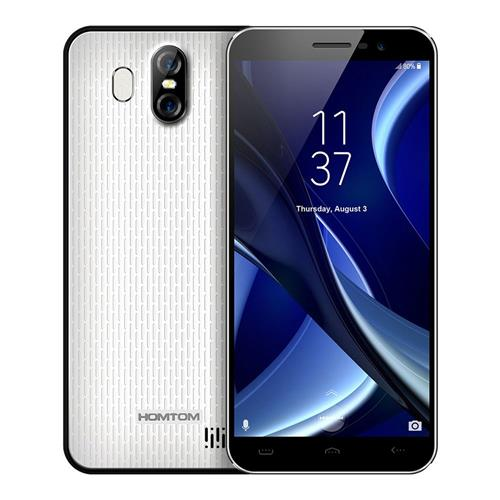 HOMTOM S16 5 5 Inch 2GB 16GB Smartphone White 481232  - Homtom S16 Price, Specs and Features.