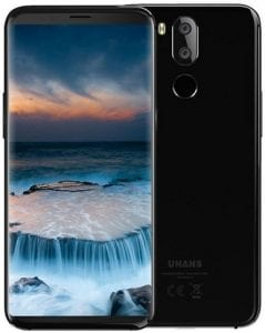 uhans i8 239x300 - Uhans I8 price, Specs and Features