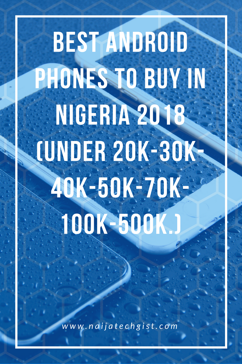 Laptop on Desk Employee of the Month Blog Graphic 2 - Best Android Phones to buy in Nigeria 2019