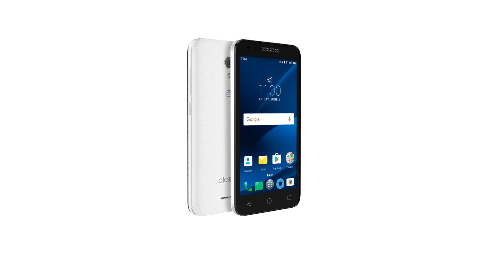 gallery cameox 1 - Alcatel CameoX Price, Specs and Features.