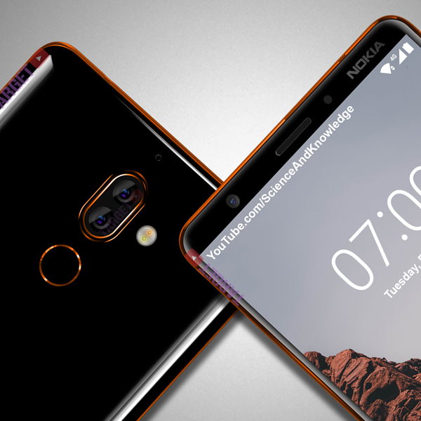 Nokia 7 Plus 2018 Leaked Design Specifications and Price 4 - Nokia 7 Plus Price, Specs, Features and Review.
