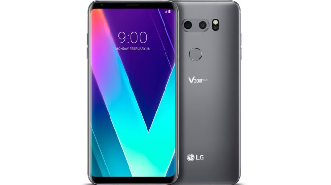 V30S ThinQ New Platinum Gray 02 680x380 - LG V30S ThinQ Price, Specs, Features and Review.