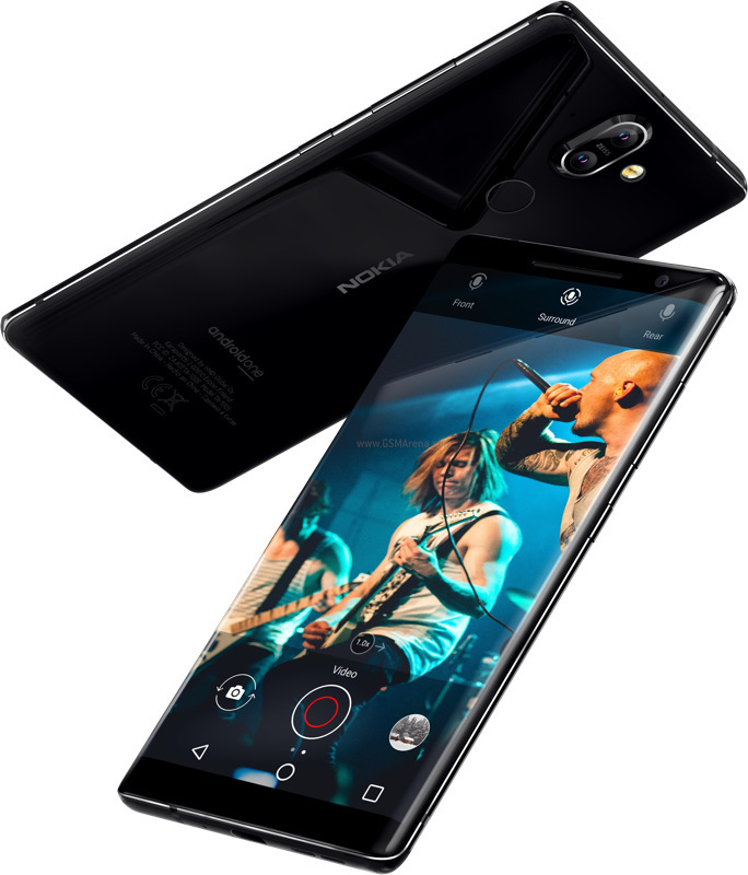 nokia 8 sirocco 1 - Nokia 8 Sirocco Price, Specs, Features and Review.