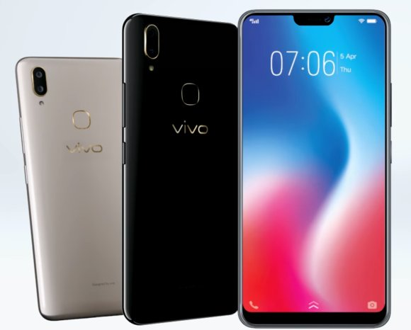 180314 vivo v9 notch smartphone 01 - Vivo V9 Price, Specs, Features and Review.