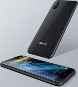 Doogee X50 270x300 - Doogee X50 Price, Specs, Features and Review.