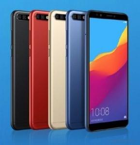 Huawei-Honor-7C