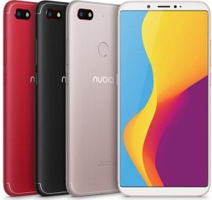 ZTE Nubia V18r 300x284 - ZTE Nubia V18 Price, Specs, Features and Review.