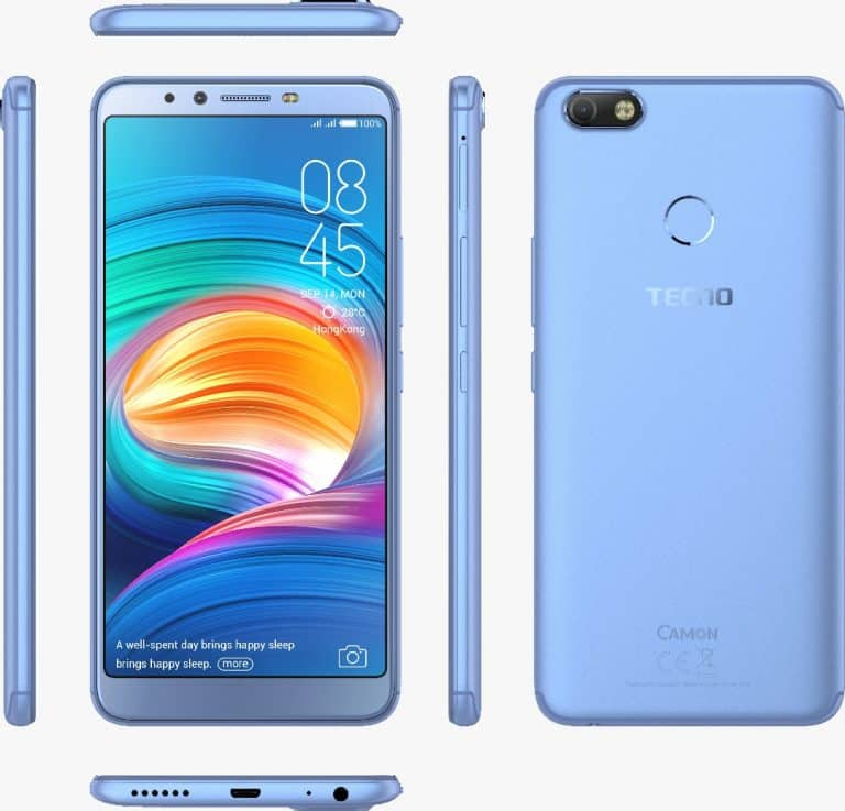Camon X design 768x737 - Tecno Camon X Price in Nigeria, Specs, and review.