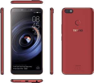 Camon x pro 768x682 300x266 - Tecno Camon X Pro Price in Nigeria, Specs, and Review.
