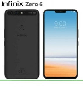 IMG 20180512 141737 285x300 - Infinix Zero 6 Pro Price, Specs, Features and Review.