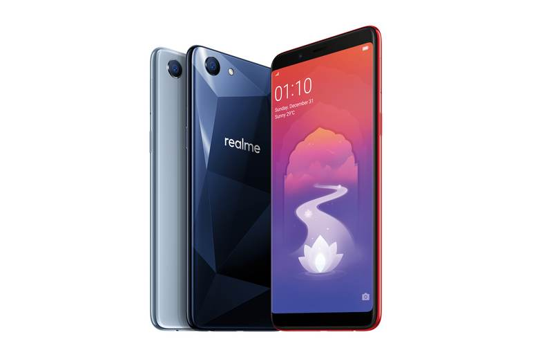 Realme 1 805 - Oppo Realme 1 Price, Specs, Features and Review.