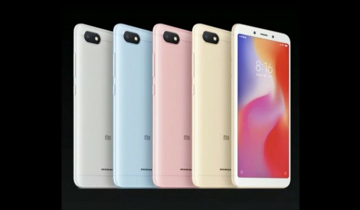 gsmarena 006 - Xiaomi Redmi 6A Price, Specs, Features and Review.