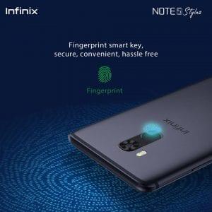 Infinix Note Stylus