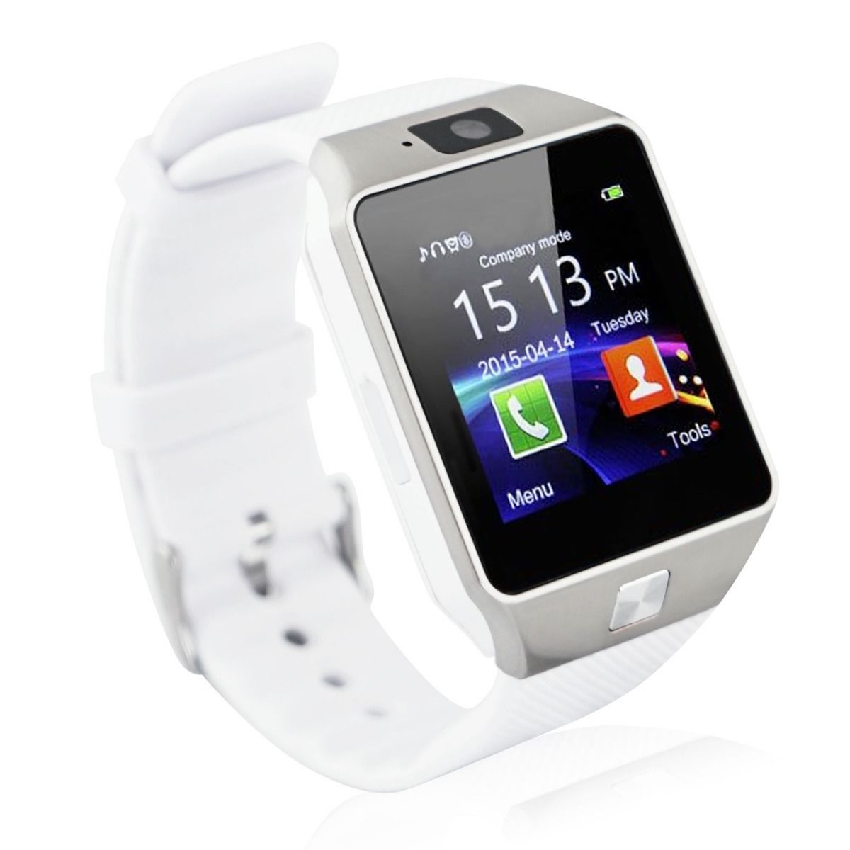 Smartwatch DZ09 Bluetooth Smart Watch1 1  61440 zoom - Best Cheap Smartwatch Phones Prices In Nigeria.
