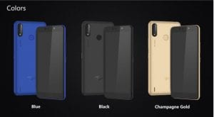 itel P33 COLOURS  300x165 - Latest iTel Phones 2020 With Fingerprint And Prices