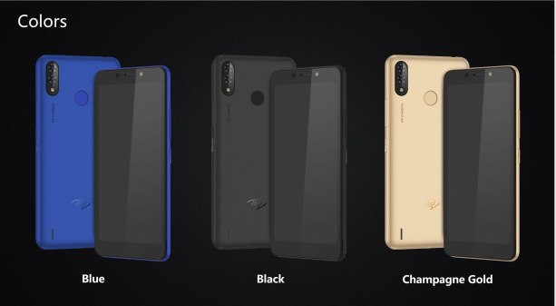 Latest iTel Phones 2020 With Fingerprint And Prices