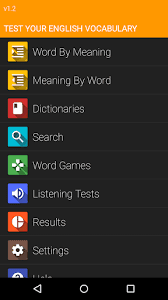 Test Your English Vocabulary APK