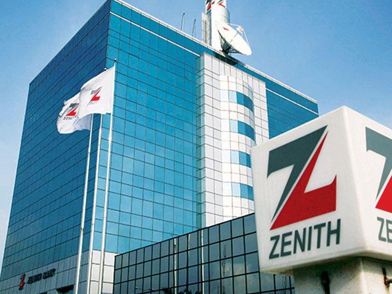 zenith bank online mobile