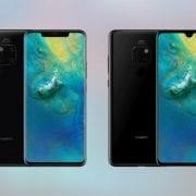 Huawei Mate 20 & Mate 20 Pro