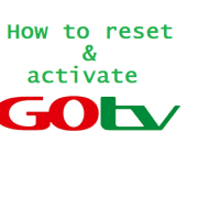 Reset Gotv
