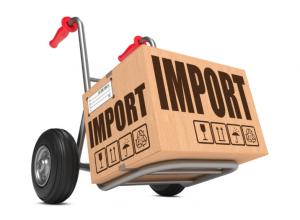 import goods online