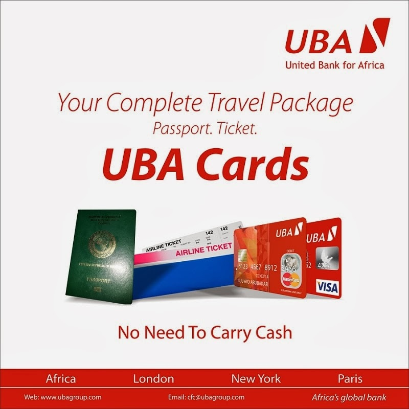 How To Get & Activate UBA MasterCard Secure Pass Code For Online Transaction
