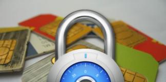 How to lock sim card