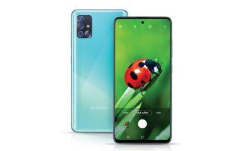 Samsung Galaxy A71 356x220 - News