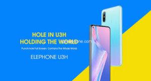 Elephone U3H 1 300x162 - Elephone U3H Launched With 8GB RAM & 128GB Storage