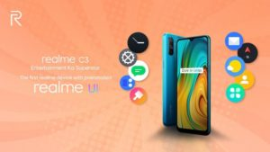 realme 300x169 - Realme C3 Launched With Mediatek G70 And 4GB RAM