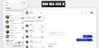 BMWhatsApp APK V8.26 iOS Edition