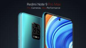 Redmi Note 9 Pro Max 300x168 - Xiaomi Redmi Note 9 Pro Max Specs And Price