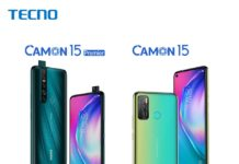 Camon 15 price tags