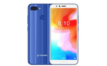 Gionee F6 Pro in Blue 356x220 - News